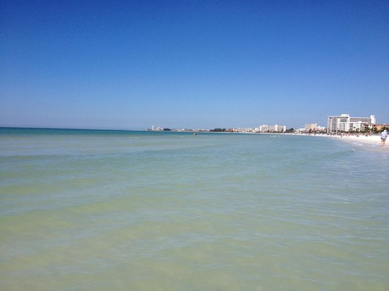 Siesta Sands Beach Resort : Siesta Key Beach