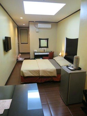 Casa Bocobo Hotel: Stylish room