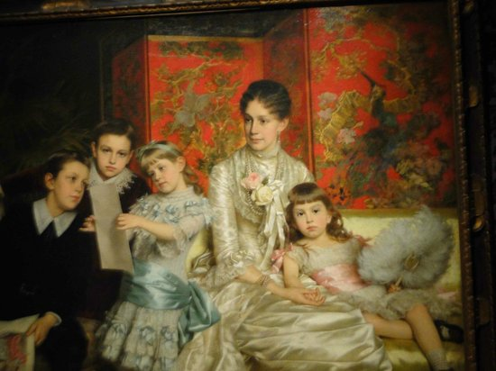 Museum of the City of New York: The Gilded Age Exhibit