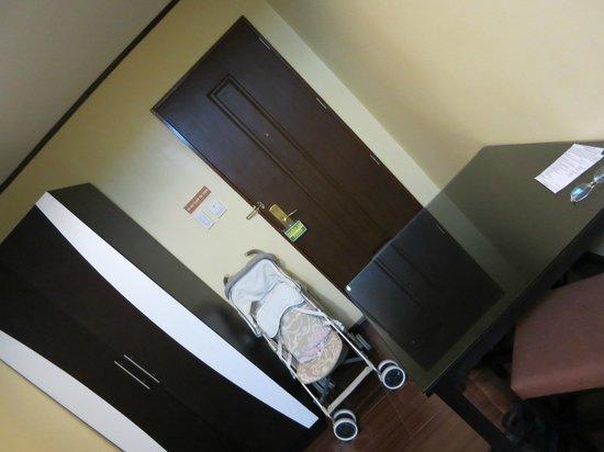 Casa Bocobo Hotel: Entrance door