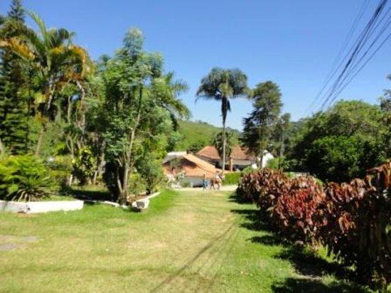 Hotel Fazenda Santa Barbara: Hotel