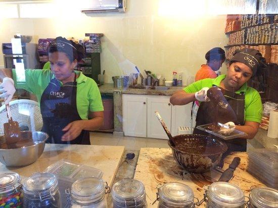 Paradisus Punta Cana Resort : 2 hour Shopping Tour - Cocoa Shop
