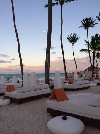Paradisus Punta Cana Resort: Beautiful Beach