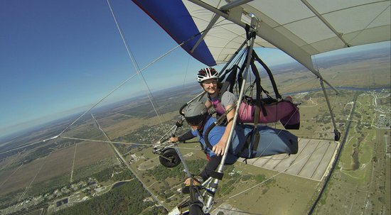 Florida Ridge AirSports Park: Flying high at Florida Ridge Air Park