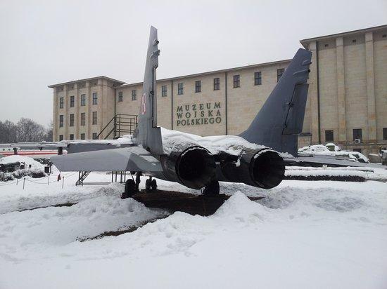 Polish Army Museum (Muzeum Wojska Polskiego): Caça soviético