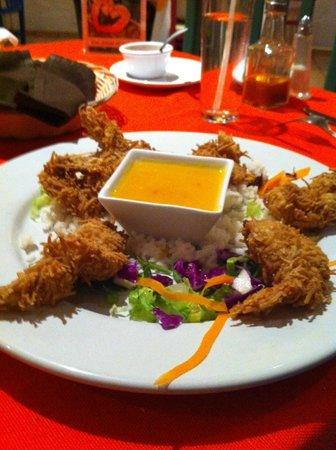 Los Arcos: Puerto Rican Shrimp