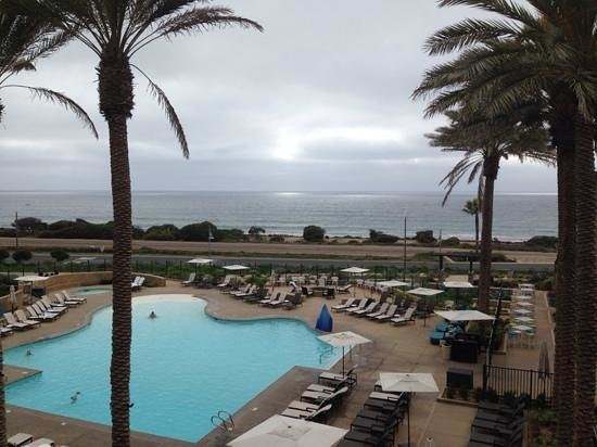 Cape Rey Carlsbad, a Hilton Resort: view from Room 3062