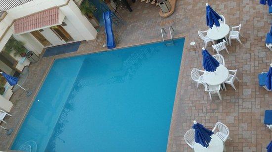 Hotel Perla : Roof Top Pool