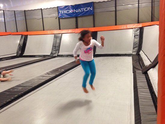 ‪Trampoline Nation‬