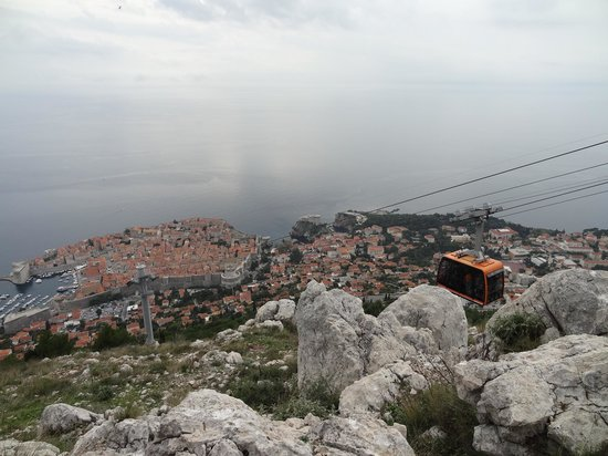 TUI SENSIMAR Kalamota Island Resort: View of Dubrovnik from Cable car