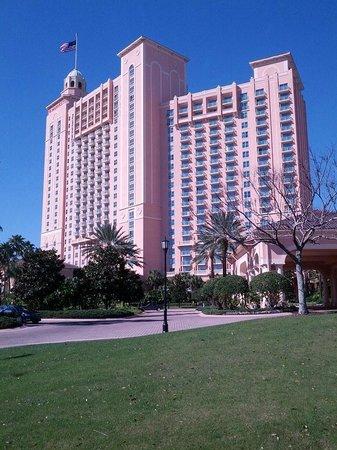 JW Marriott Orlando, Grande Lakes : The hotel