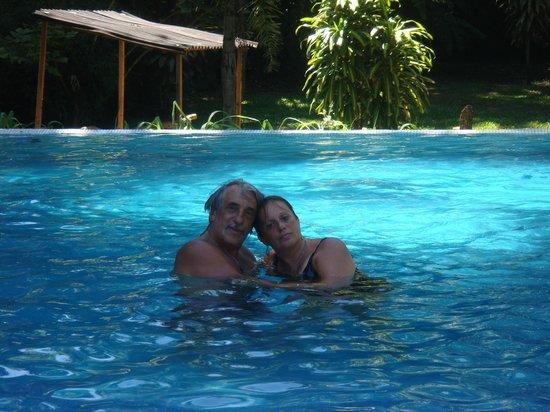 La Cantera Lodge de Selva by DON : una pileta maravillosa!!!!