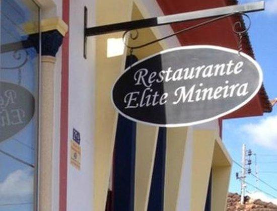 Élite Restaurante: Restaurante Elite Mineira, Santa Rita Do Sapucai