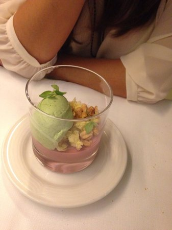 Restaurant d'Vijff Vlieghen: Dessert