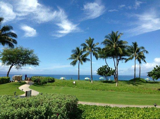 The Westin Kaanapali Ocean Resort Villas : Ocean view