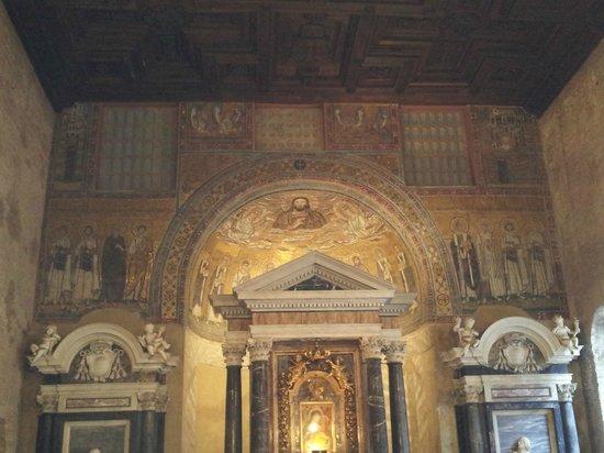 Battistero Lateranense: Baptisterio.