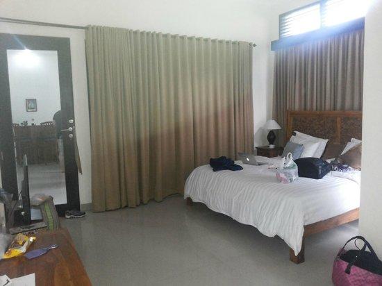 Villa Bintang Baru: Bottom Bedroom