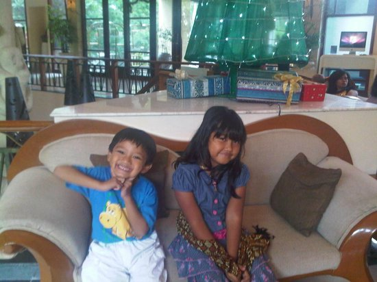 Novotel Surabaya Hotel and Suites: say cheese