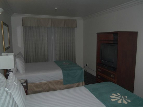 Alexis Park Resort : I liked the separate bedroom
