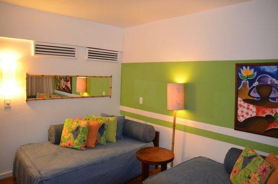 Club Med Itaparica: Segunda habitación