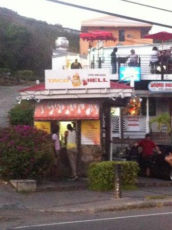 Fast Food Restaurants In St Thomas Virgin Islands
