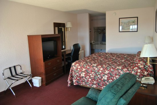 Sylvester Inn: King Room