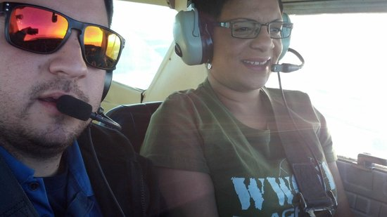 Flight Academy of New Orleans - Aerial Tours: Flying a Cessna 152-Flight Academy of NOLA