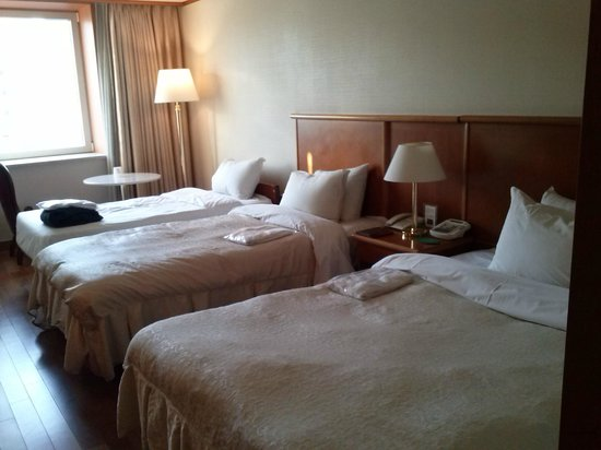 Sejong Hotel: Spacious