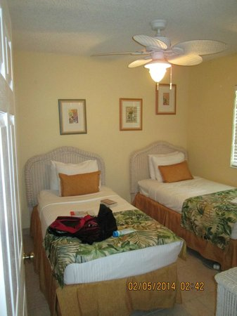 Ocean Pointe Suites at Key Largo: 2nd Bedroom