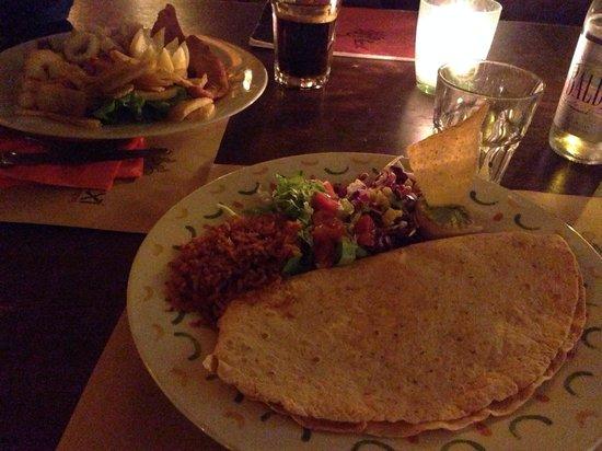 Mexi Cantina e Tacos: BURRITO DE TINGA! Squisito!