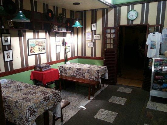 The Boac Hotel: Boac Hotel Cafe