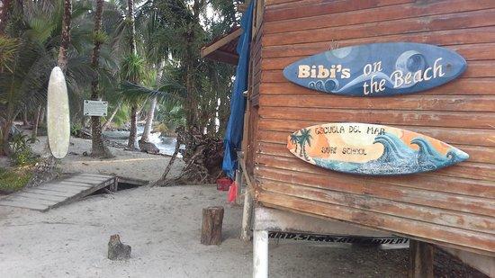 Bibi's on the beach : Bibi's