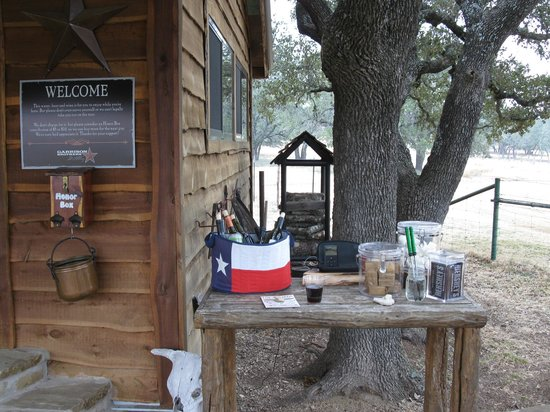Cottonwood Wine Tours: Smore station