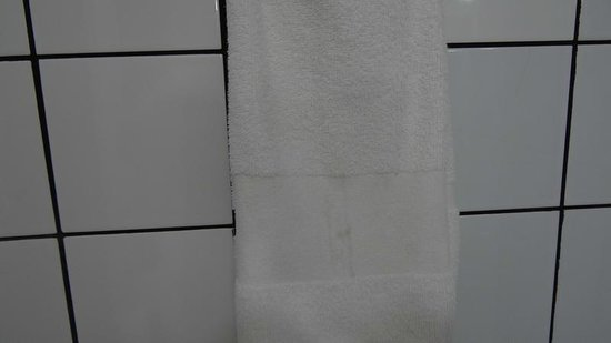 Sao Paulo Inn Hotel: Banheiro sujo, odor horrivel, toalhas imundas, pretas..