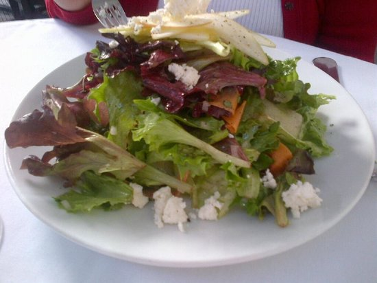 St. John's Restaurant: Lee & Gordon's Organic Lettuces