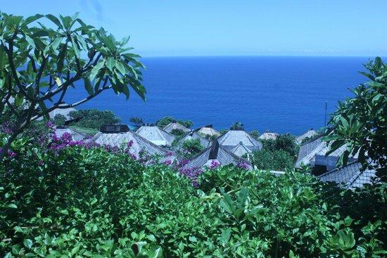 Bulgari Resort Bali: The view from my Vila