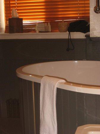 Gideon Ridge Inn: Japanese Soaking Tub