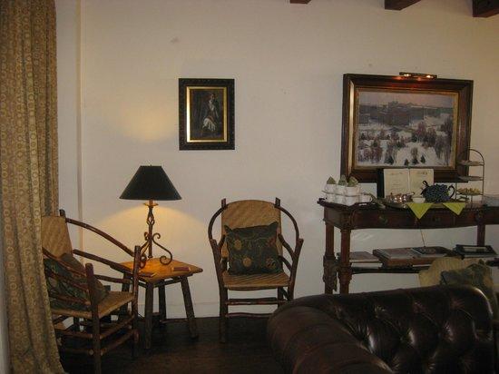 Gideon Ridge Inn: Victorian Room