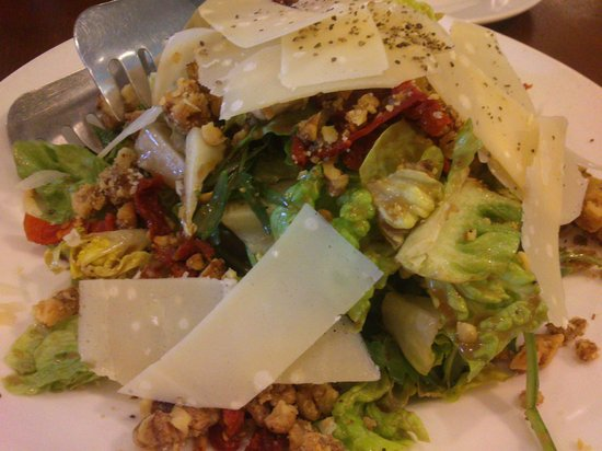 Cyma: roka salata