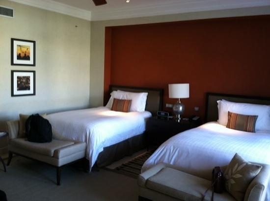 Four Seasons Resort Marrakech: twin room