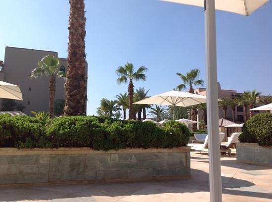 Four Seasons Resort Marrakech: pool area
