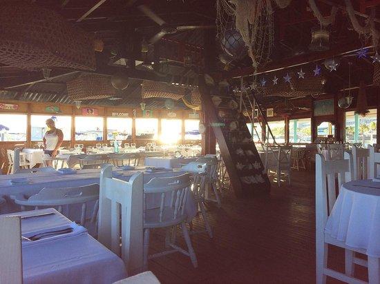Restaurante La Regatta: Love the ambiance
