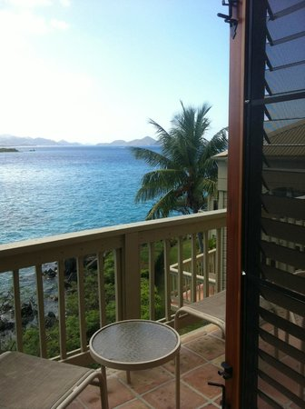 Gallows Point Resort: Our View from 1D