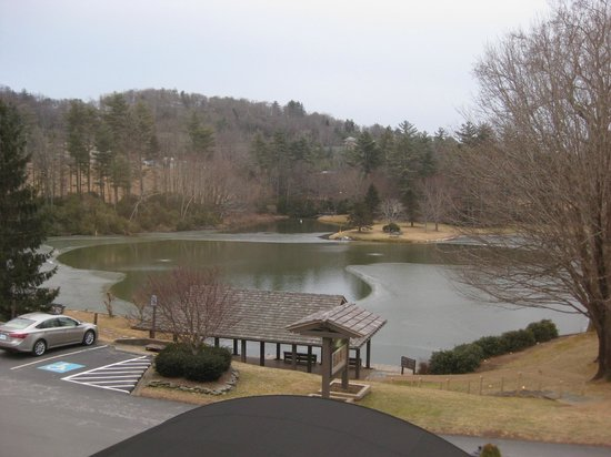Chetola Resort at Blowing Rock: View from room