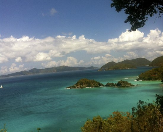 Gallows Point Resort: Trunk Bay
