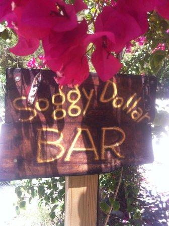 Gallows Point Resort: Soggy Dollar