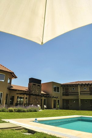 Villa Mansa Wine Hotel & Spa : piscina