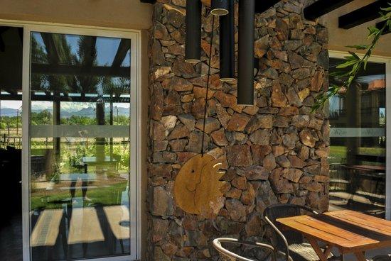 Villa Mansa Wine Hotel & Spa: desayuno
