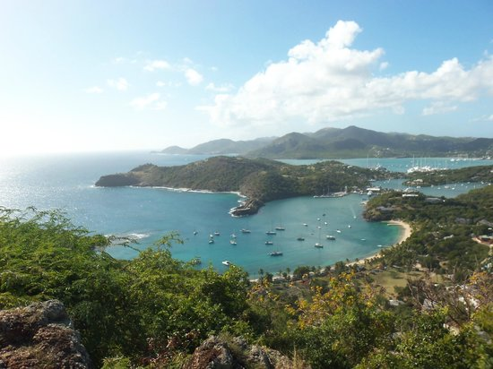 Shirley Heights: Antigua