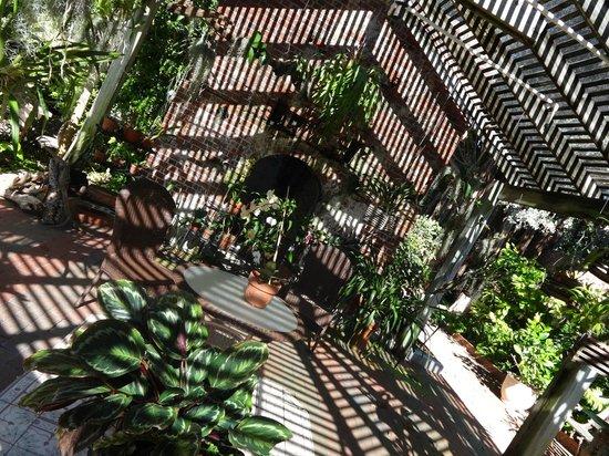 Key West Garden Club: Arbor